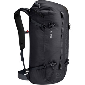 Ortovox Trad Zip 26 Climbing Backpack Black Raven